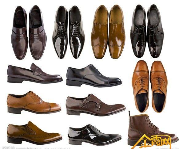 中老年男性皮鞋时尚搭配小技巧