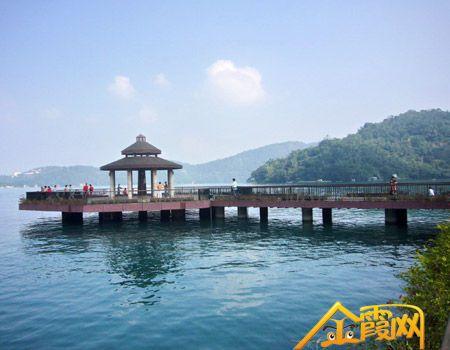 台湾美丽的风景会让老年人有一种回到家乡的感觉