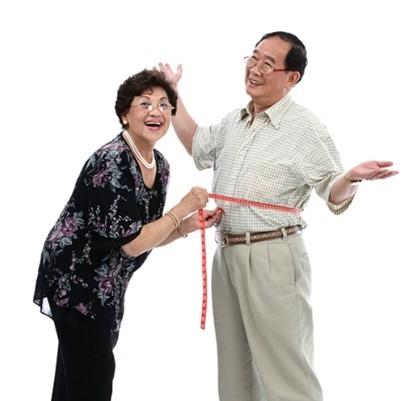 健康是中老年朋友晚年生活的保障