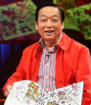 ...韩美林是一位大家,他不仅仅局限于绘画,在雕塑、书法、陶瓷、...