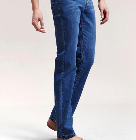 适合中老年男士的牛仔裤经典时尚搭配 - 中老年人服装
